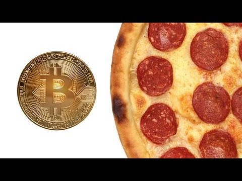 What Can You Buy With Bitcoin? A $10 Pizza For $76