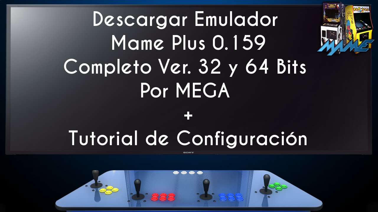 MAME PLUS 0.140 TÉLÉCHARGER