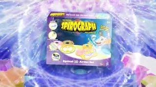 Spirograph Optical 3D Art Set   Hobbycraft