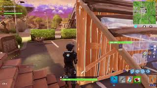 Fortnite's best moments yet?! 240 metre snipe whilst getting shot!