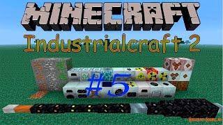 #5 industrial craft 2 основы крафта механизмов и инструмента