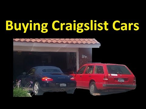 BUYING A CRAIGSLIST CAR ~ DIY INSPECTION CLASSIFIEDS DEALS