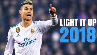 CR7 o LIGHT IT UP o2018 -CRAZY SKILLS AND GOALS UHD