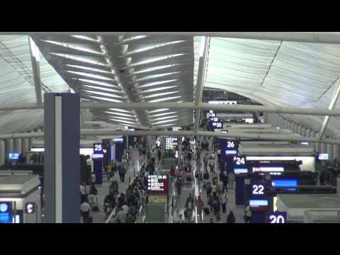 An HD Tour of Hong Kong International Airport (HKG)
