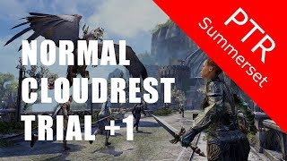 SPOILER: Day 2 Summerset PTR - Cloudrest Trial +1