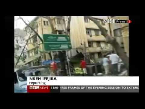 YR10: Burma Cyclone News (TV)