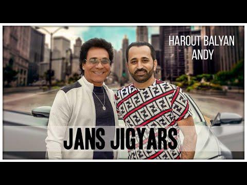 Harout Balyan -Andy