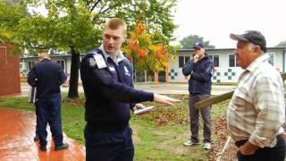 Crime Investigation Training