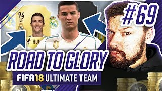 THE BEST PLAYER IN FIFA!! - #FIFA18 Road to Glory! #69 Ultimate Team