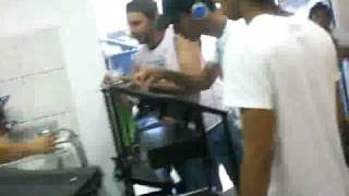 Los Fritos - Inauguraçao Guh Lanches