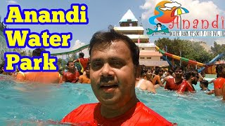ANANDI WATER PARK Lucknow