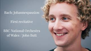 Bach: Johannespassion Evangelist