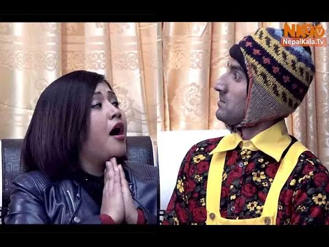 Aastha Raut  कमेडी होस्टेल COMEDY HOSTEL || Brand New Nepali Comedy Show