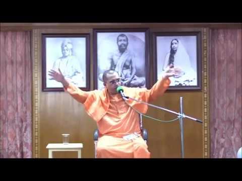 Introducing Sri Ramakrishna- Vivekananda movement to Foreign Students by Sw. Bodhamayanandaji