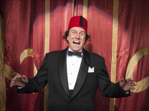 Tommy Cooper Not Like That Like This - Review