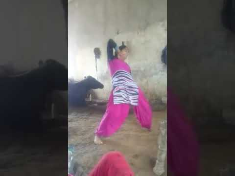 Manu tu hi tu bs dikhe haryanavi song dance by girl