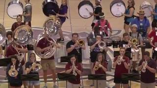 band camp troy trojanvision news