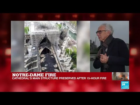What will it take to rebuild Notre-Dame?
