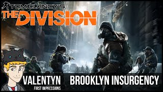The Division  PC Gameplay 1440p 60 FPS