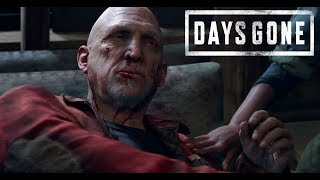 Days Gone  Ron Mikes Death DaysGone Cutscene