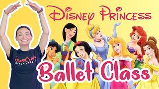 Free Online Disney Princess Ballet Class