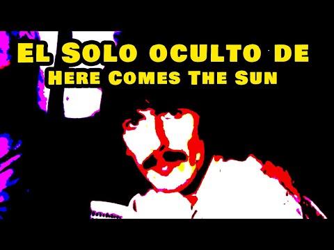 El solo PERDIDO de Here Comes The Sun de The Beatles | Los Grandes Misterios del Rock