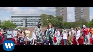 Смотреть клип Tinie Tempah Ft. Jess Glynne - Not Letting Go