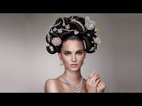 Graff Diamonds: $500m Hair Jewellery