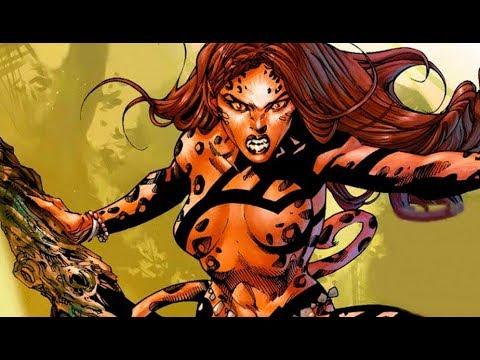 La Historia De Cheetah - DC