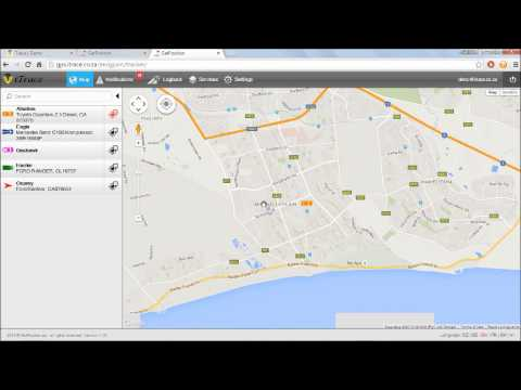 ITrace GPS Tracking System Tutorial - Part 1