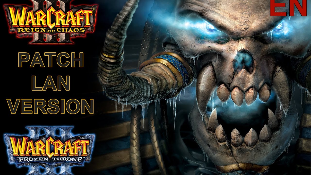 Update Warcraft 3 Cracked Lan Version Latest Patch English Youtube