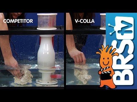 Vertex V-Colla Reef Safe Epoxy - BRStv Product Spotlight