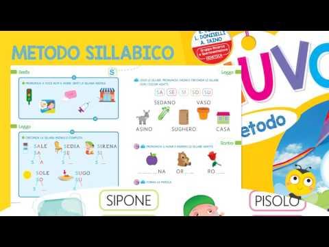 Booktrailer Nuvola 1-2-3 - Corso di Letture per la scuola primaria