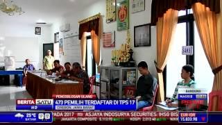 TPS 17 di Cirebon Adakan Pencoblosan Ulang