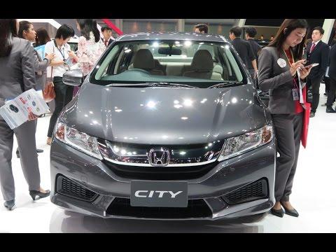 ภาพรถ+ราคา Honda All-new CITY ในงาน Bangkok Motor Show 2016 THAILAND