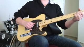 "How to play "" Have Mercy On Me "" by Junior Kimbrough, The Black Keys - Tutorial"