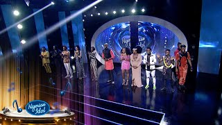 Top 11: First Elimination looms – Nigerian Idol | Africa Magic | S6 |Live Show