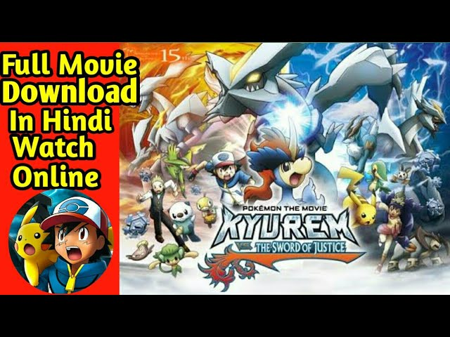 How To Download Pokemon Movie 15 Kyurem Ka Muqabala In Hindi