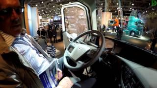 Volvo на Comtrans 2015 (4k, 3840x2160)