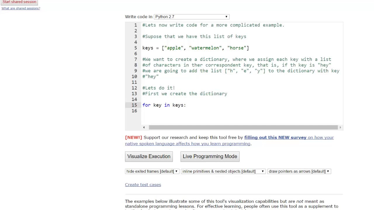 Introduction To Python Dictionary Data Strucutres In Python How To