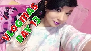 Vlogmas 2014 Day 13 WARNING Possible Epilepsy Triggers