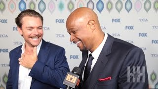 Damon Wayans Reacts To Being Called