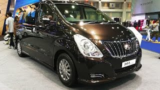 The New Hyundai H1 Deluxe