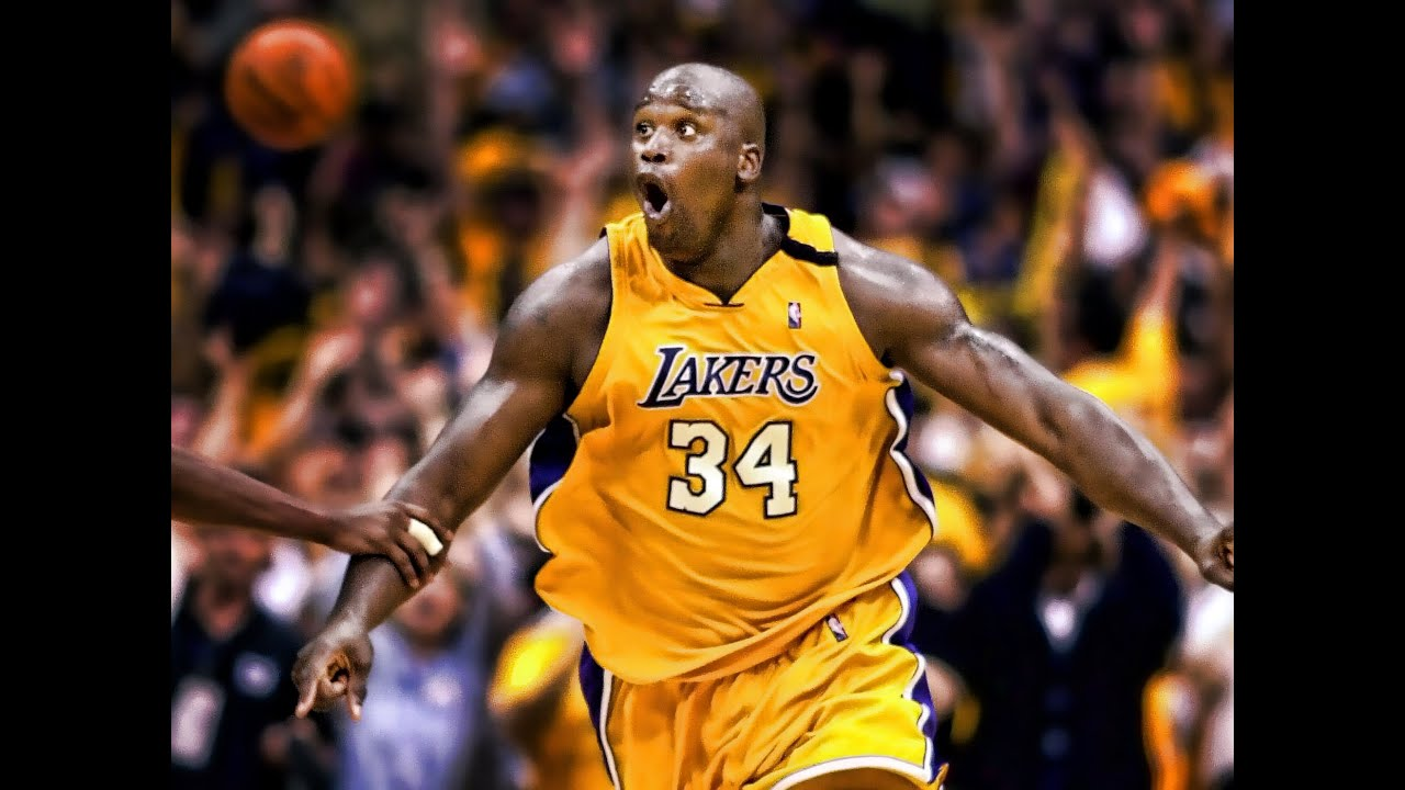 Shaq S Best Lakers Highlights Memories And Moments Youtube