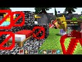 i secretly used CREATIVE mode to beat players in Minecraft..
