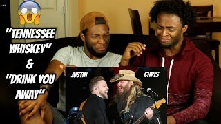 chris-stapleton-and-justin-timberlake-2015-cmas-tennessee-whiskey-drink-you-away