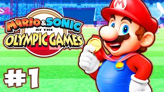 Mario & Sonic at the Olympic Games - Tokyo 2020 - Part 1