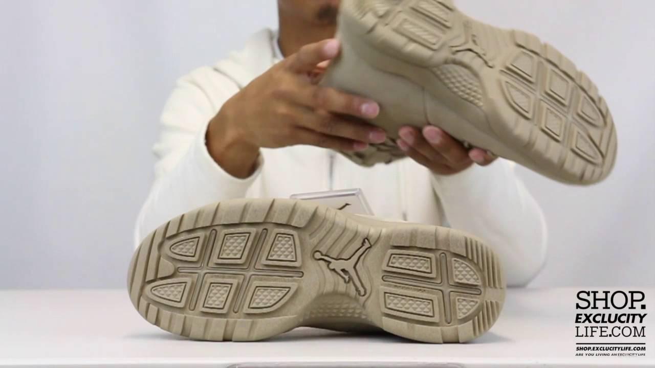 34b2e2cd62ab Jordan Future Boots EP Khaki Unboxing Video at Exclucity - YouTube