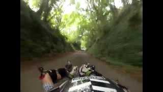 Rollersuit Traffic Collision