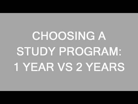 Study In Canada: 1 Or 2 Year Program? LP Group